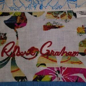 Robert Graham Kinship woven mens casual shirt